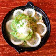 アボカド塩レモン鍋